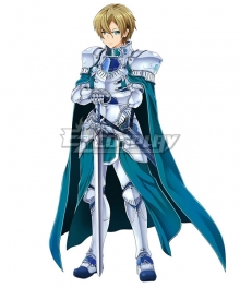 Sword Art Online Alicization SAO Eugeo Battle Suit Cosplay Costume