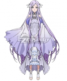 Sword Art Online Alicization SAO Quinella Administrator Cosplay Costume