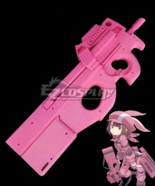 Sword Art Online Alternative: Gun Gale Online Llenn Kohiruimaki Karen Gun Cosplay Weapon Prop - New Edition