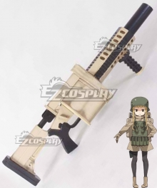 Sword Art Online Alternative: Gun Gale Online Fukaziroh Shinohara Miyu Gun Cosplay Weapon Prop