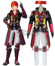 Sword Art Online: Fatal Bullet Ryoutarou Tsuboi Klein Cosplay Costume