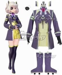 Sword Art Online: Fatal Bullet Type-X Daisy Cosplay Costume