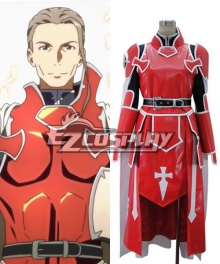 Sword Art Online Heathcliff Cosplay Costume