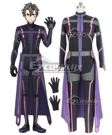 Sword Art Online Ordinal Scale Eiji Movie Cosplay Costume