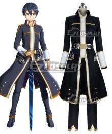 Sword Art Online SAO Alicization Lycoris Kirito Cosplay Costume - B Edition