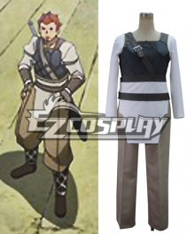 Sword Art Online Teeth King Cosplay Costume