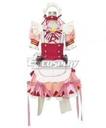 Sword Art Online Yuuki Asuna Valentine Cosplay Costume