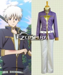 Snow White with the Red Hair kagami no Shirayukihime Zen Wistalia Zen Wisutaria Uniform Cosplay Costume