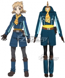Symphogear season 5 Hibiki Tachibana  Cosplay Costume