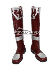 League of Legends The Crimson Reaper Vladimir Cosplay Boots