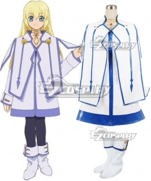 Tales of Asteria Colette Brunel New Cosplay Costume