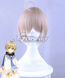 Tales of Berseria Laphicet Multicolor Cosplay Wig