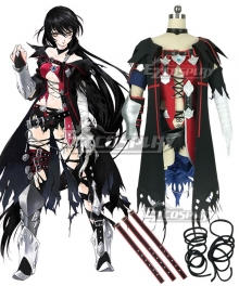 Tales of Berseria Velvet Crowe Cosplay Costume