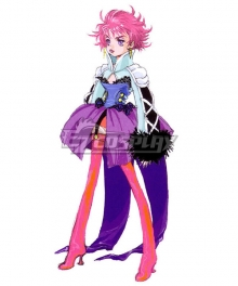 Tales of Destiny 2 Harold Berselius Cosplay Costume