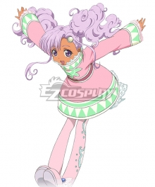 Tales of Eternia Meredy Cosplay Costume