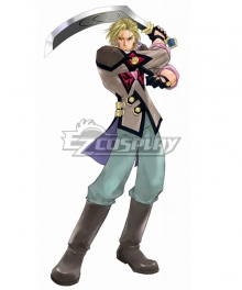 Tales of Graces Malik Caesar Cosplay Costume