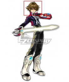 Tales of Hearts Kor Meteor Brown Cosplay Wig