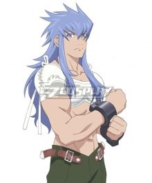 Tales of Symphonia Regal Bryant Cosplay Costume