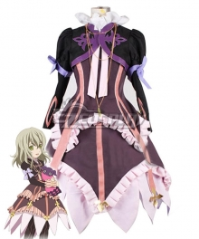 Tales of Xillia Elize Lutus Cosplay Costume