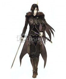 Tales of Xillia Wingul the Nova Li Ying Long Dau Cosplay Costume