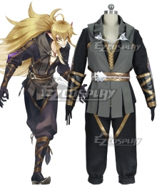 Tales of Zestiria the X Lunarre Cosplay Costume