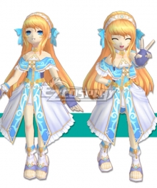 Tales Runner Lucy Cosplay Costume