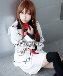Vampire Knight Kuran Yuuki  Burgundy Red Cosplay Wig