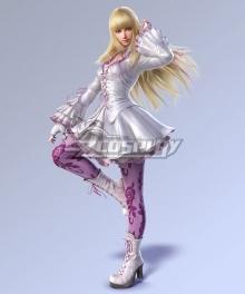 Tekken 7 Lili de Rochefort Cosplay Costume
