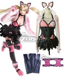 Tekken Lucky Chloe Cosplay Costume