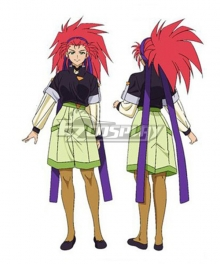 Tenchi Muyo Washu Hakubi New Cosplay Costume