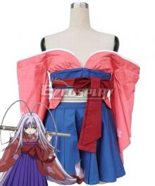 Tenjou Tenge Maya Natsume Cosplay Costume