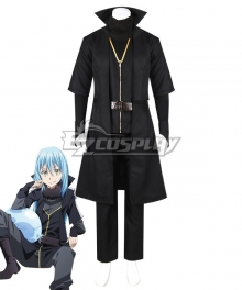 That Time I Got Reincarnated As A Slime Season 2 Tensei Shitara Suraimu Datta Ken Rimuru Tempest Cosplay Costume