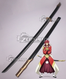 That Time I Got Reincarnated As A Slime Tensei Shitara Suraimu Datta Ken Benimaru Sword Cosplay Weapon Prop