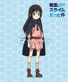 That Time I Got Reincarnated as a Slime Tensei Shitara Suraimu Datta Ken Chloe Aubert Cosplay Costume