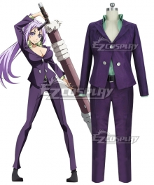 That Time I Got Reincarnated as a Slime Tensei Shitara Suraimu Datta Ken Shion Cosplay Costume