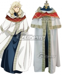 The Ancient Magus' Bride Mahoutsukai no Yome Lindenbaum Lindel Cosplay Costume