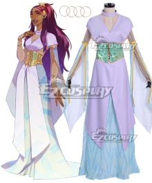 The Arcana Nadia Cosplay Costume