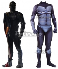 The Boys Black Noir Jumpsuit Zentai Cosplay Costume