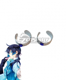 The Case Study of Vanitas Vanitas Two Ear bone clips Cosplay Accessory Prop