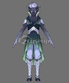The Dragon Prince Ibis Cosplay Costume
