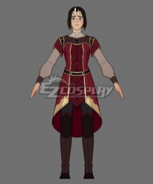 The Dragon Prince Queen Sarai Cosplay Costume