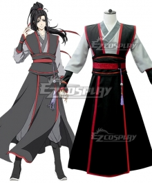 The Grandmaster of Demonic Cultivation Mo Dao Zu Shi Wei Wuxian B Edition Cosplay Costume