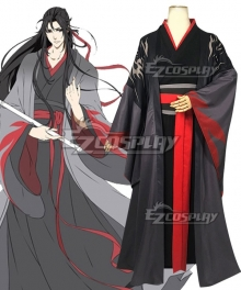 The Grandmaster of Demonic Cultivation Mo Dao Zu Shi Wei Wuxian Cosplay Costume