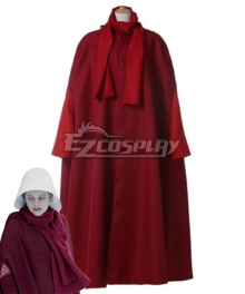The Handmaid's Tale June Osborne Cosplay Costume