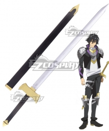 Cautious Hero: The Hero is Overpowered but Overly Cautious Seiya Ryuguin Sword Cosplay Weapon Prop