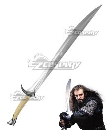 The Hobbit Thorin Oakenshield Sword Cosplay Weapon Prop