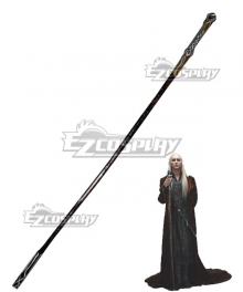 The Hobbit Thranduil Staff Cosplay Weapon Prop
