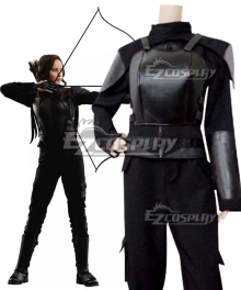 The Hunger Games Mockingjay Katniss Everdeen Cosplay Costume