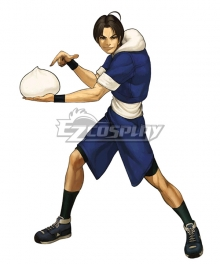 The King of Fighters 01 KOF Sie Kensou Cosplay Costume