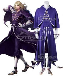 The King Of Fighters 2001 KOF Igniz Cosplay Costume